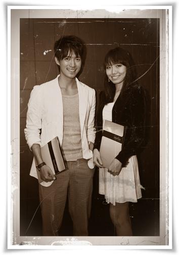 Louis Wu & Cherie Lee