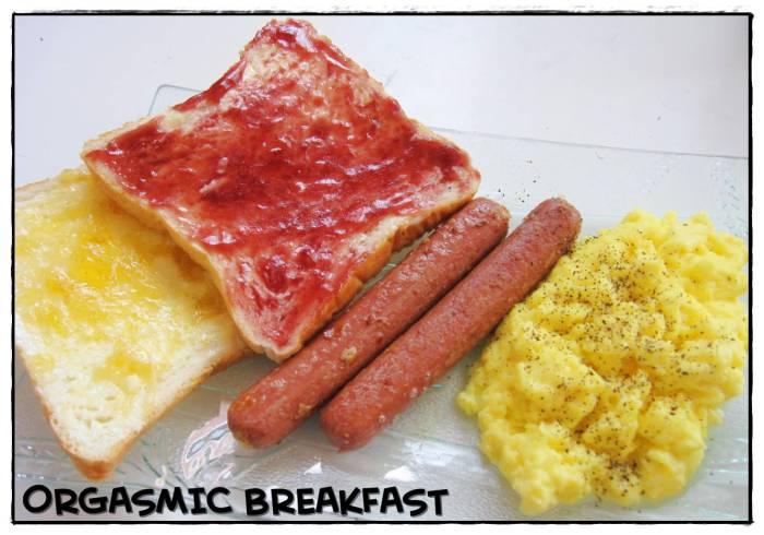 orgasmic breakfast