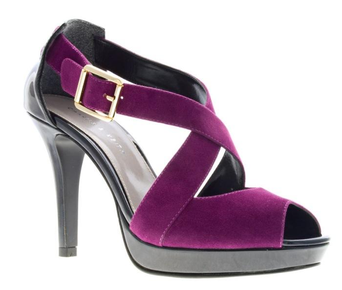 Fuschia Heels