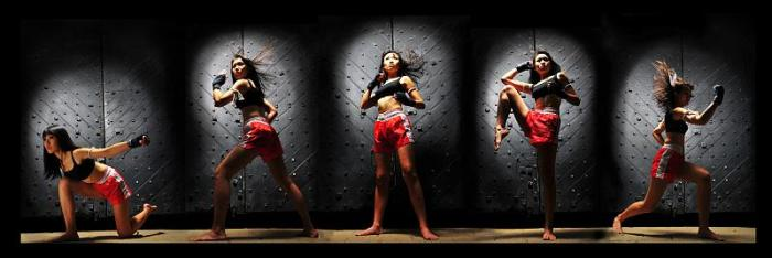 Muay Thai Photoshoot