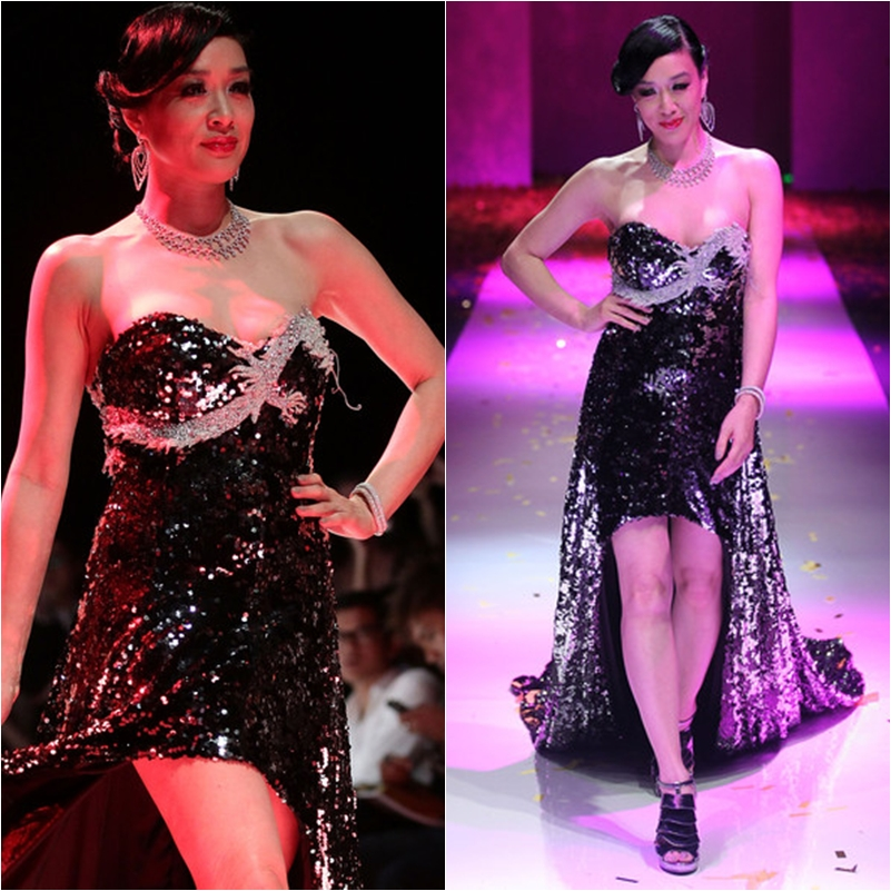 christy chung 2009. Christy Chung, muse of Francis